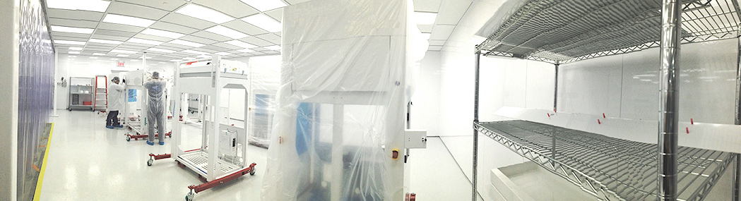 Cleanroom Services MEPTEC Custom Metal Manufacturing